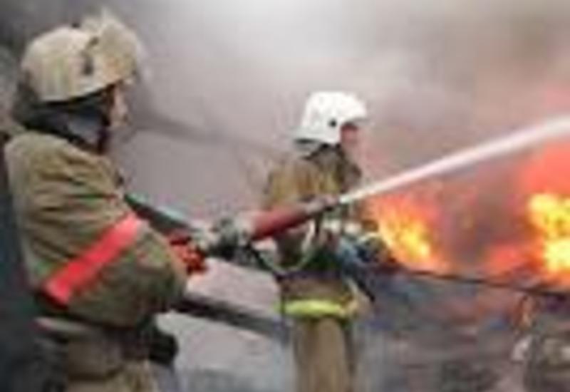 Несчастный случай в Шамкире: заживо сгорела 80-летняя женщина