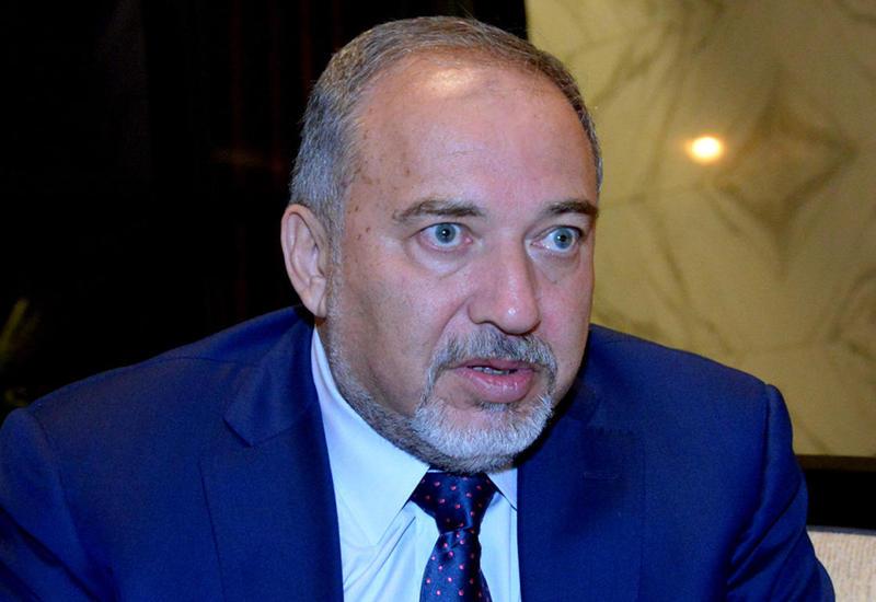 """Утверждается соглашение: Авигдор Либерман - министр обороны Израиля <span class=""""color_red"""">- ФОТО</span>"""