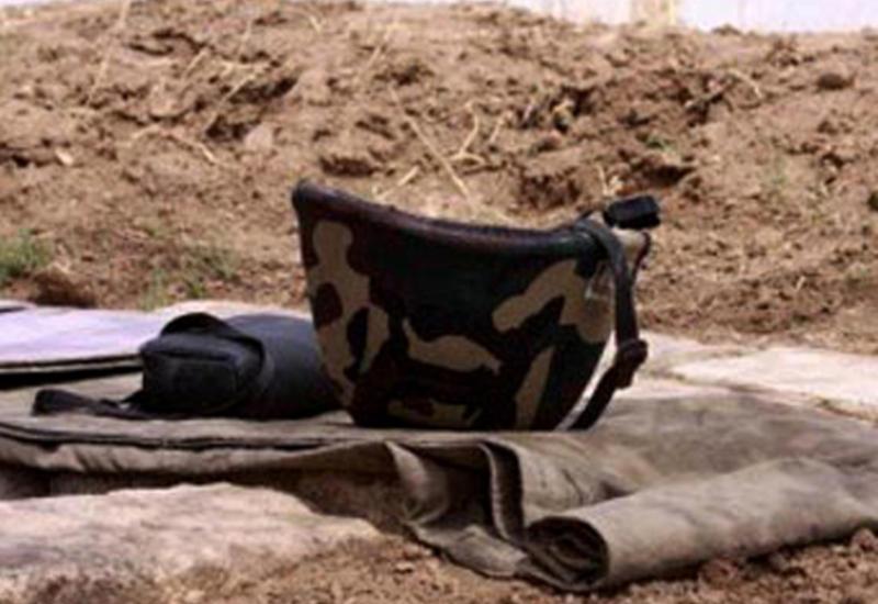 Qarabağda erməni muzdlu öldürüldü