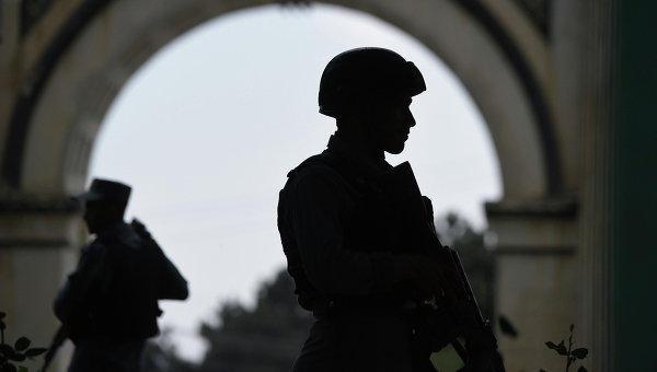 После визита Джона Керри вгороде прогремело два взрыва— Кабул