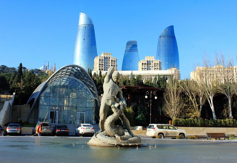 Завтра в Баку будет очень жарко