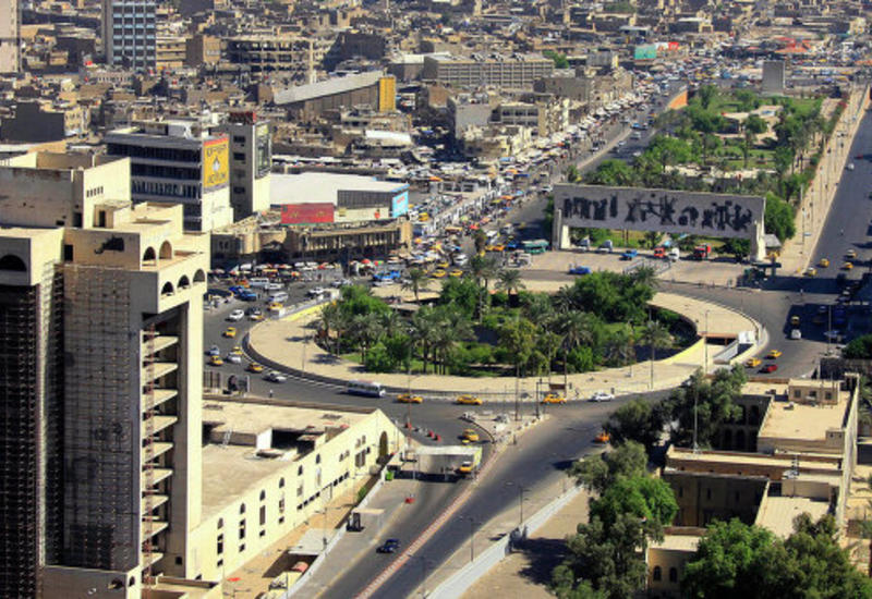 Протестующие прорвались в здание парламента Ирака