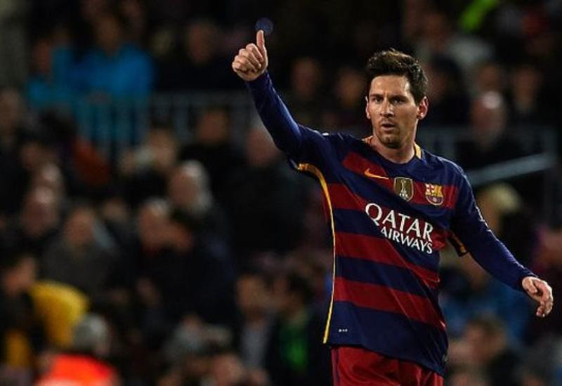 ФИФА может дисквалифицировать Месси