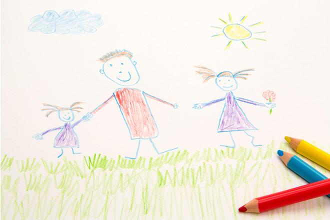О чем может говорить детский рисунок