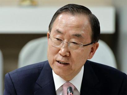 Генеральный секретарь ООН обсудил конфликт вНагорном Карабахе спрезидентом Азербайджана