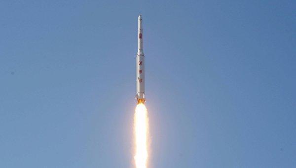 КНДР осуществила запуск баллистической ракеты сподлодки— Южнокорейские СМИ