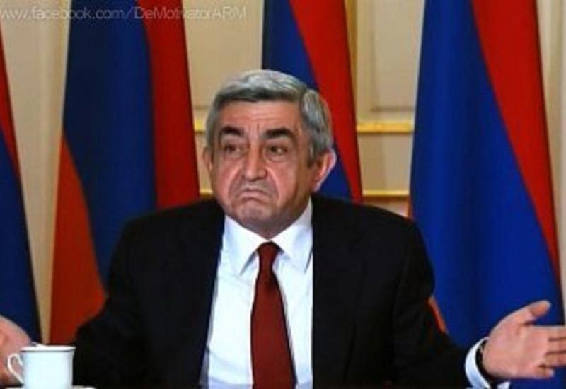 """Саргсян не способен предложить армянам реальный выход из кризиса <span class=""""color_red""""> – ВЗГЛЯД ИЗ АСТАНЫ </span>"""