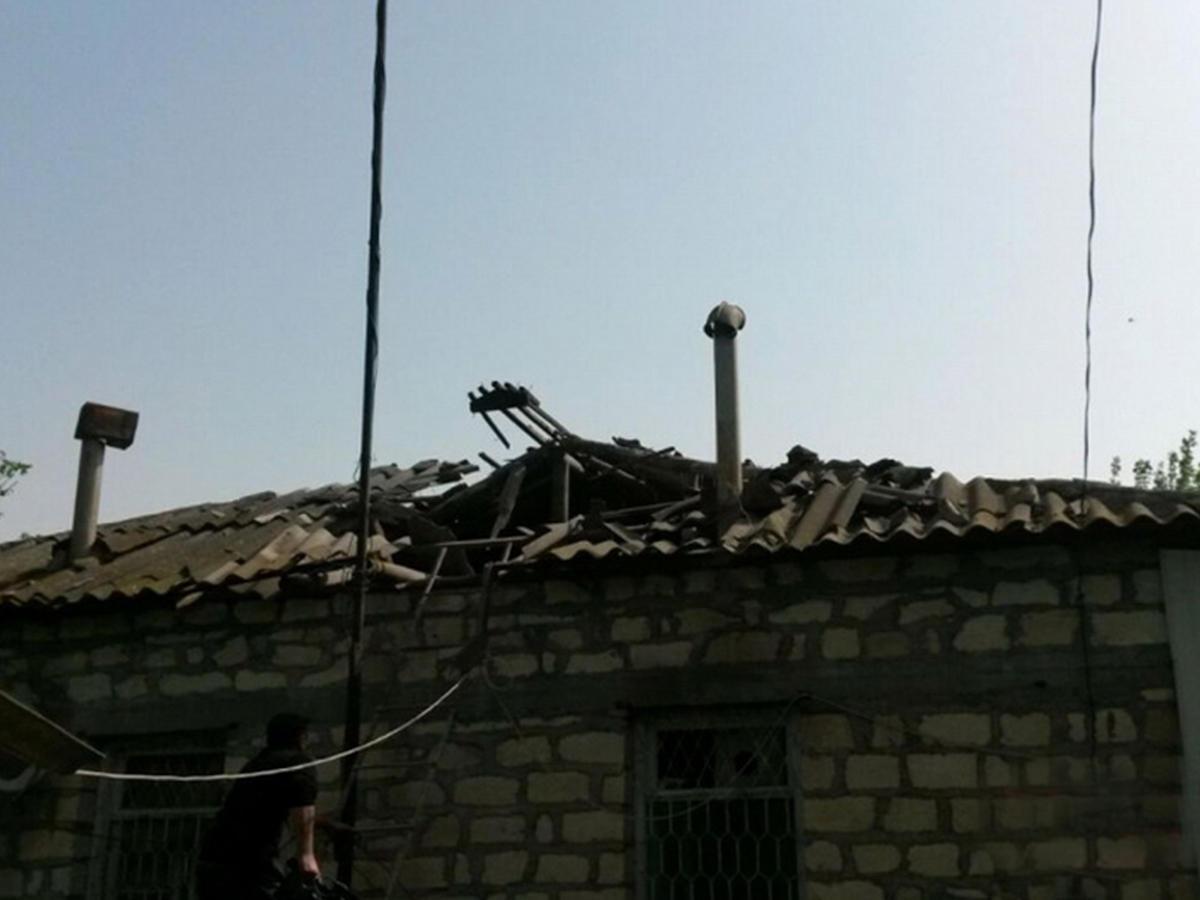 Граждане  поврежденных армянским обстрелом домов вТертерском районе получат компенсации