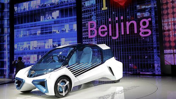 В Пекине открылся крупнейший в Китае автосалон Auto China