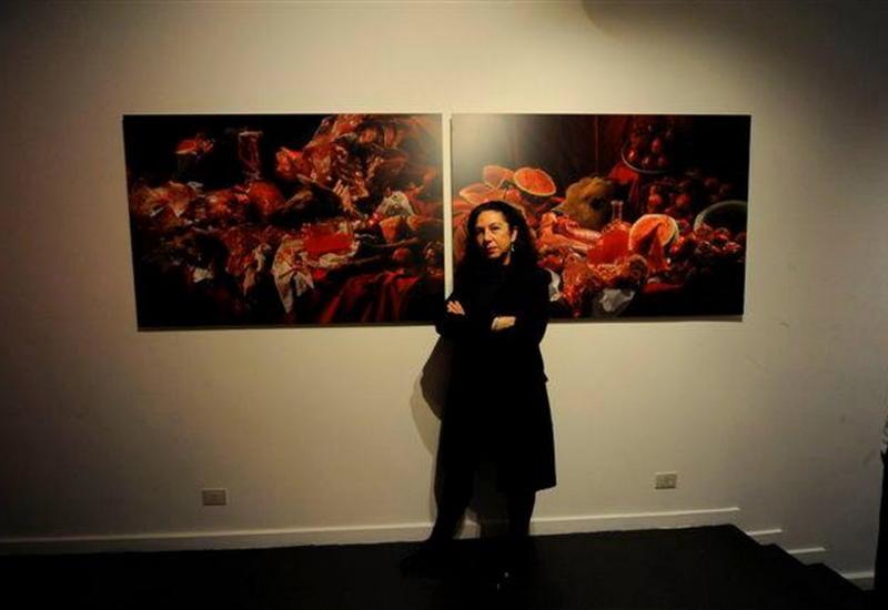 """Сабина Шихлинская: У талантливой молодежи Азербайджана есть все возможности развиваться и выходить на мировой уровень <span class=""""color_red"""">- ИНТЕРВЬЮ - ФОТО</span>"""