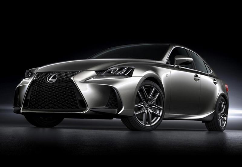 "Lexus незаметно освежил облик седана IS <span class=""color_red"">- ФОТО</span>"