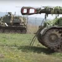 """Армяне стягивают в Карабах наемников и бронетехнику <span class=""""color_red"""">- ВИДЕО</span>"""