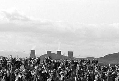 Еще в СССР армяне при первой угрозе сбежались в Азербайджан от Мецаморской АЭС...