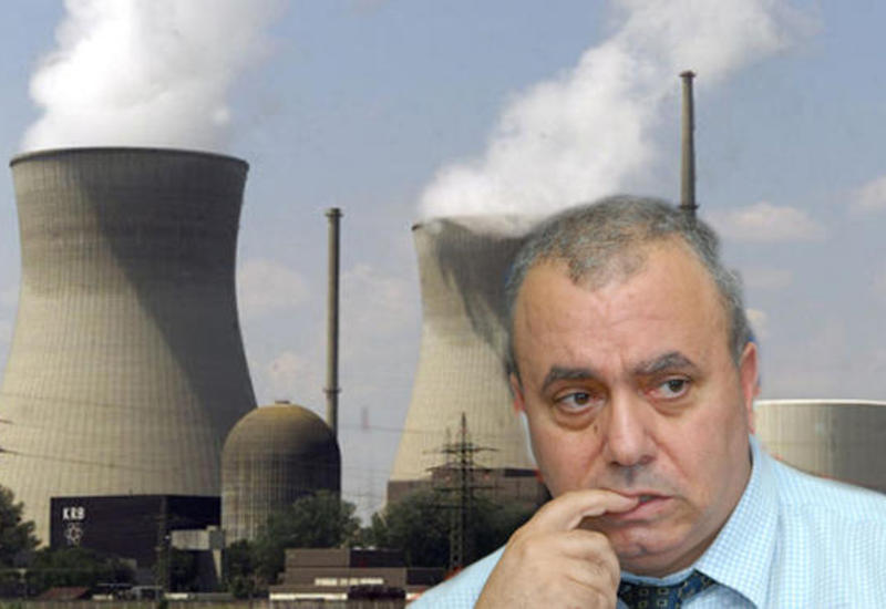 """Zahid Orucdan erməni deputatın """"Atom"""" açıqlamasına sərt <span class=""""color_red"""">CAVAB</span>"""