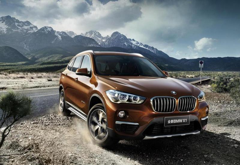 """Кроссовер BMW X1 получил удлиненную версию <span class=""""color_red"""">- ФОТО</span>"""