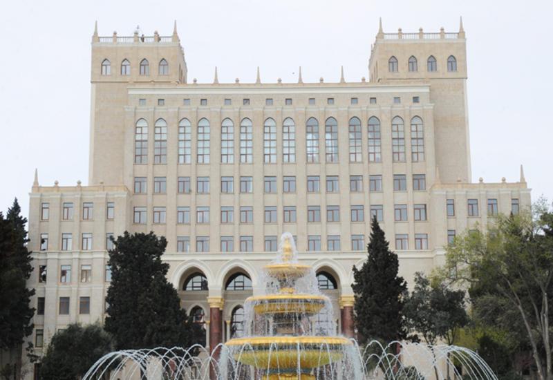 Структурные реформы в Академии наук Азербайджана
