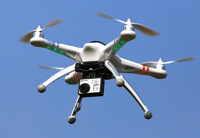 В Швеции запретили дроны с камерами
