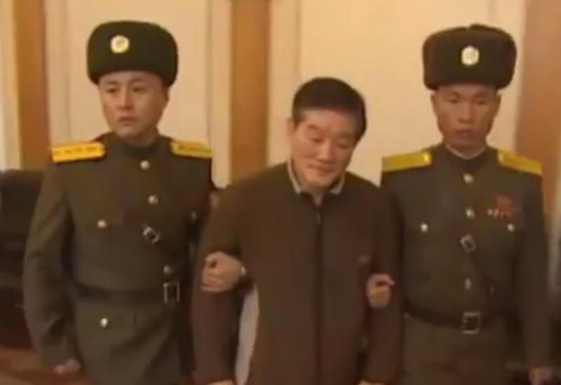 """Гражданин США получил 10 лет тюрьмы в КНДР <span class=""""color_red"""">- ВИДЕО</span>"""