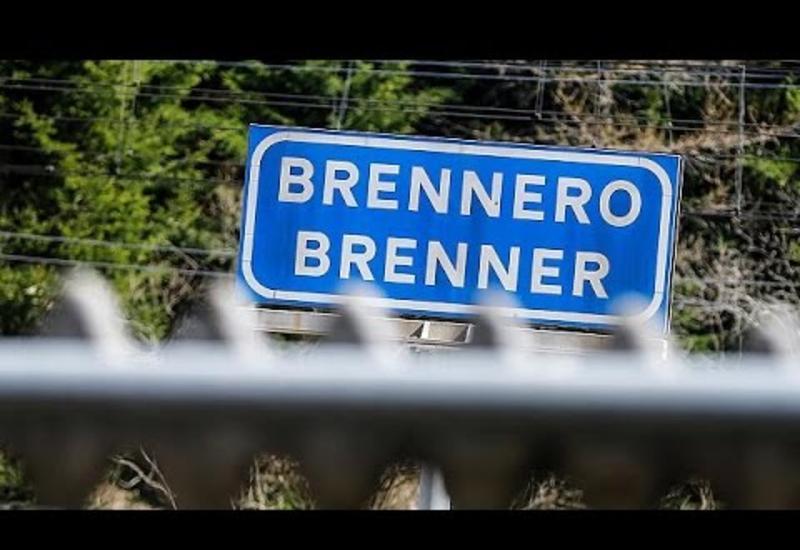 """Рим осудил Вену за решение построить 400-метровый забор против мигрантов <span class=""""color_red"""">- ВИДЕО</span>"""