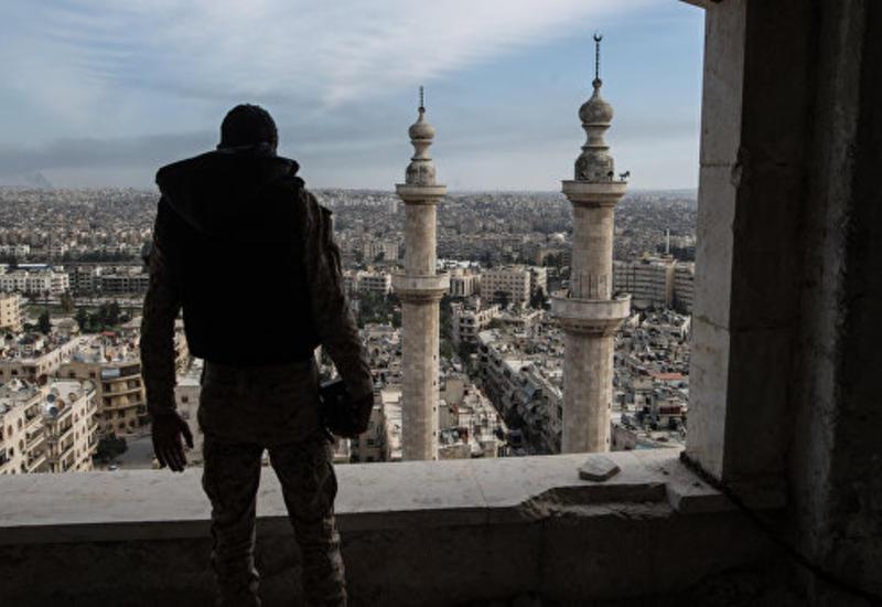 В результате обстрела в Алеппо погибли пятнадцать человек, 50 ранены