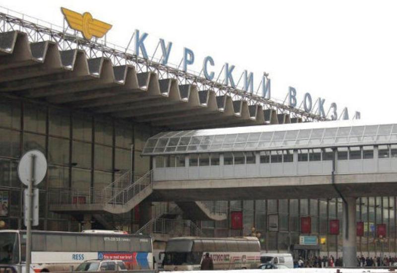 В Москве эвакуируют Курский вокзал после сообщения о бомбе