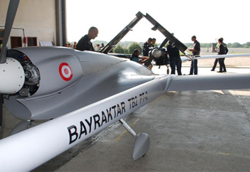 Турция вошла в список стран-производителей военных беспилотников