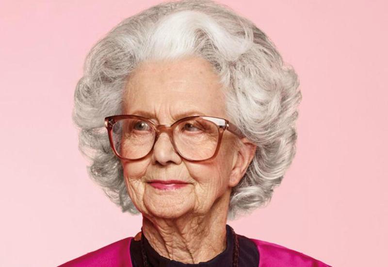 """Британка стала первой 100-летней моделью Vogue <span class=""""color_red"""">- ВИДЕО</span>"""