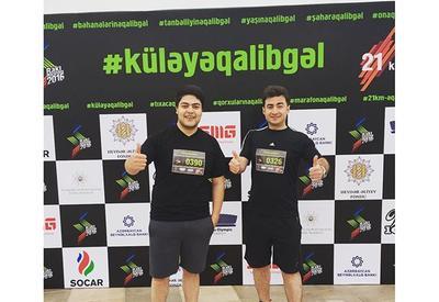 Бакинский марафон глазами его участников