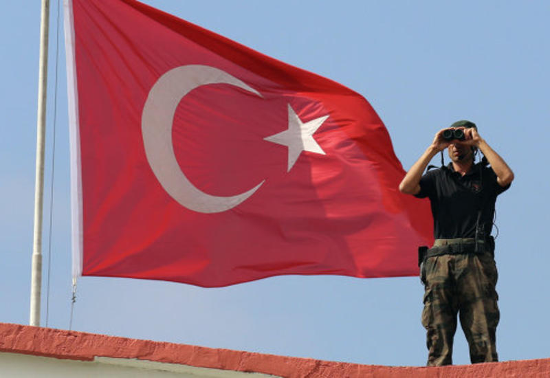 В Турции 3 военных погибли и 14 ранены в ходе операции против курдов