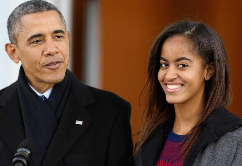 Старшая дочь Обамы станет студенткой Гарварда