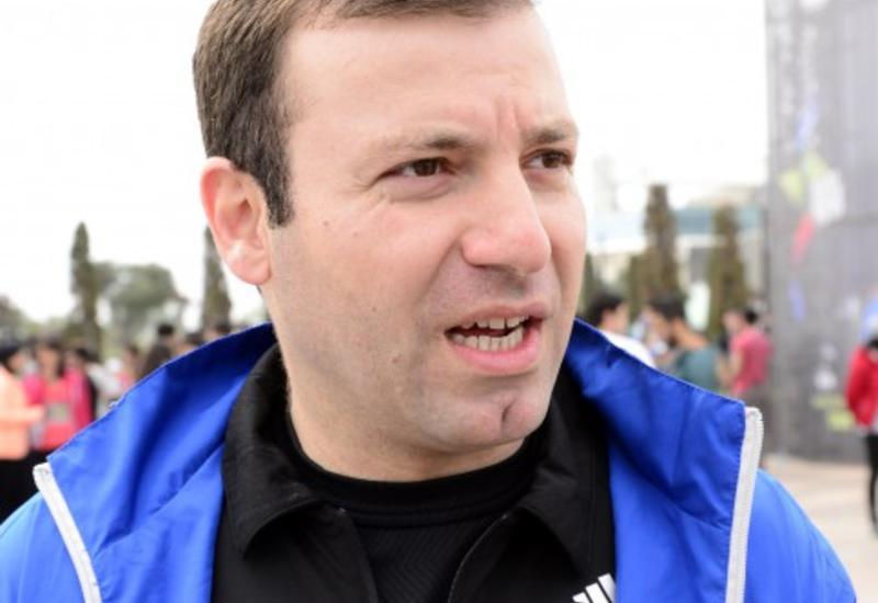 Эльхан Мамедов: Бакинский марафон – очередная успешная и очень интересная инициатива Фонда Гейдара Алиева