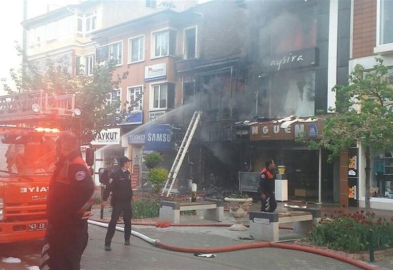"""На западе Турции в здании произошел взрыв, трое получили ранения <span class=""""color_red"""">- ОБНОВЛЕНО</span>"""