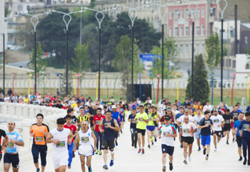 "Бакинский марафон – праздник спорта, дружбы и мира <span class=""color_red"">- РЕПОРТАЖ - ФОТО</span>"