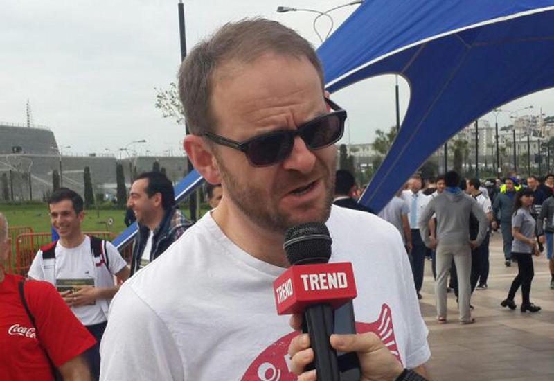 """Участник забега: """"Бакинский марафон"""" организован на очень хорошем уровне"""