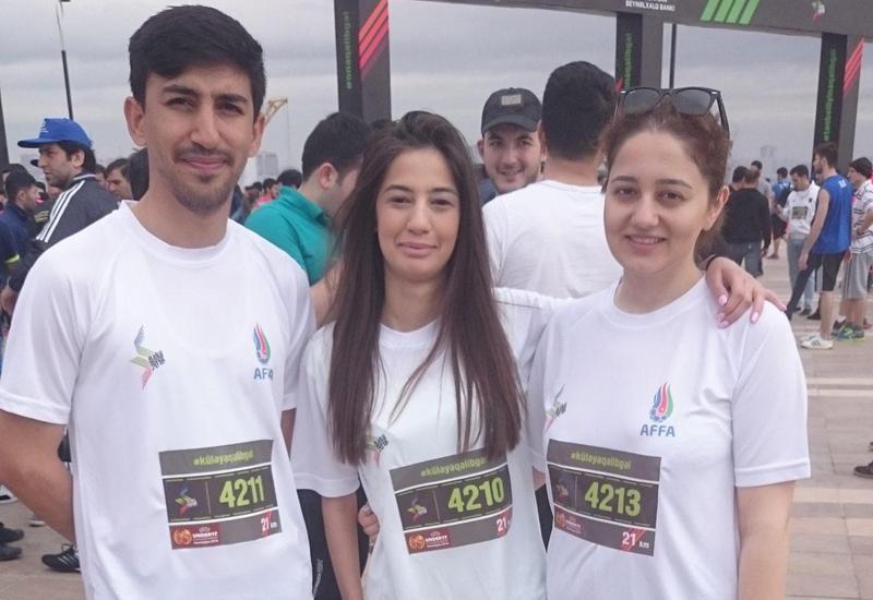 «Бакинский марафон» - хорошая инициатива, объединившая людей разных возрастов