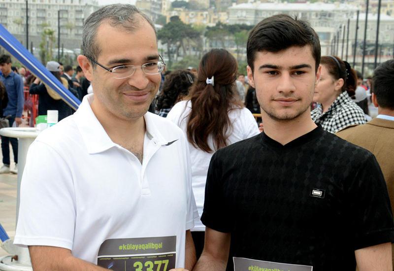 """Микаил Джаббаров: """"Бакинский марафон» - грандиозное событие, собравшее в Баку людей из разных стран"""