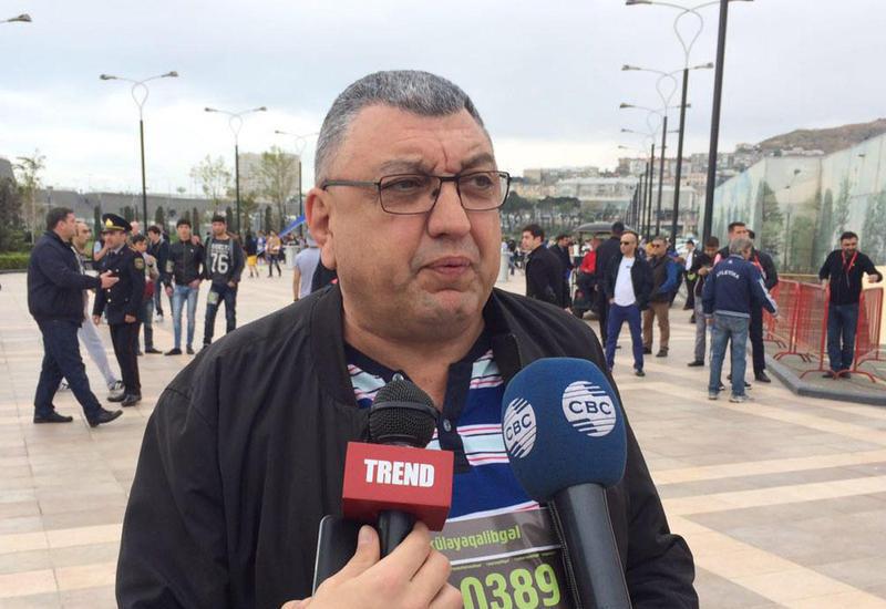 Рауф Алиев: «Бакинский марафон» - большое событие в жизни Азербайджана