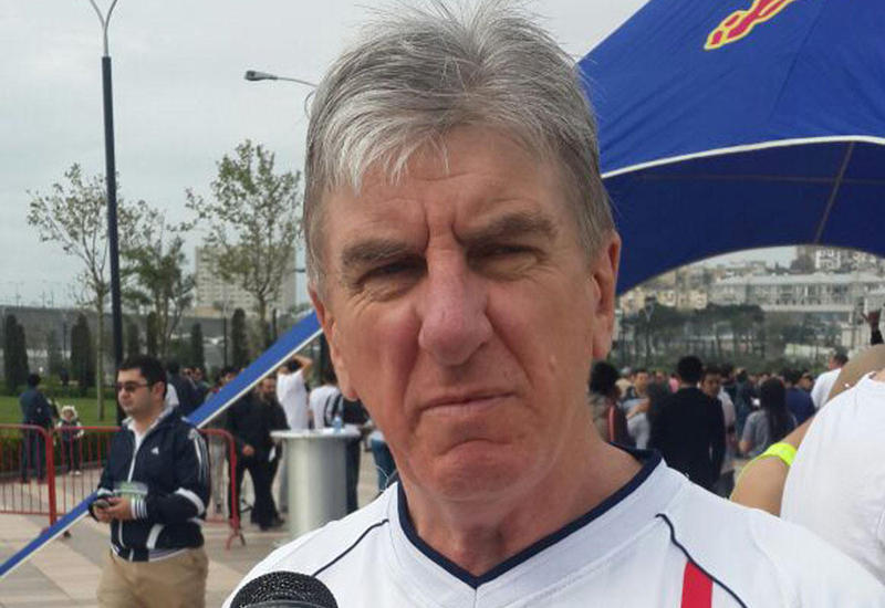 """Участники из Великобритании: """"Бакинский марафон"""" очень хорошо организован <span class=""""color_red"""">- ФОТО</span>"""