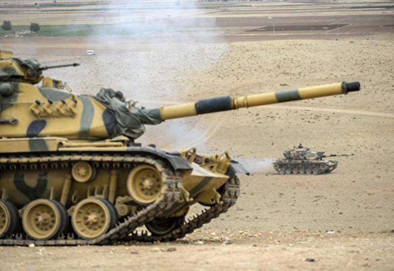 """Турция открыла огонь по позициям """"ИГ"""" в Сирии"""