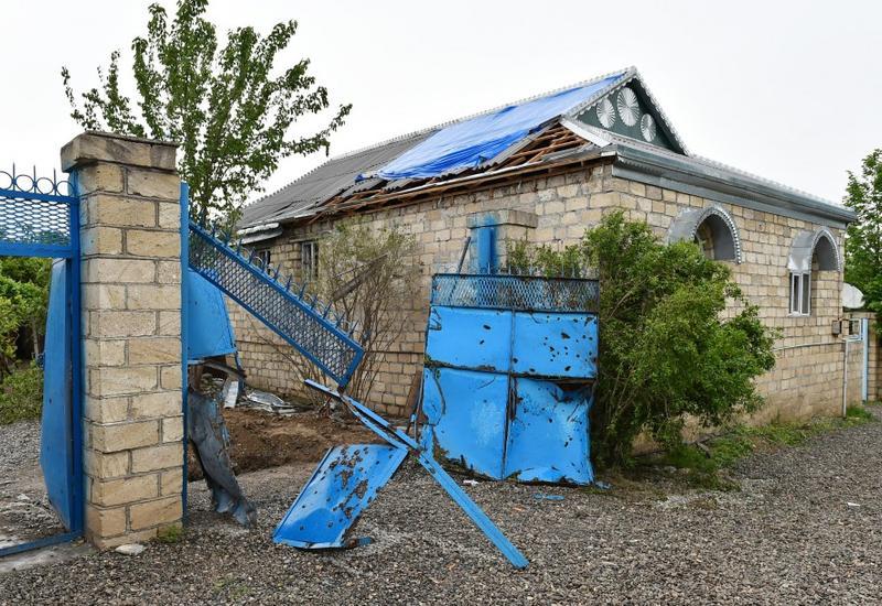 Журналисты BBC посетили прифронтовые районы Азербайджана, пострадавшие от армянской агрессии