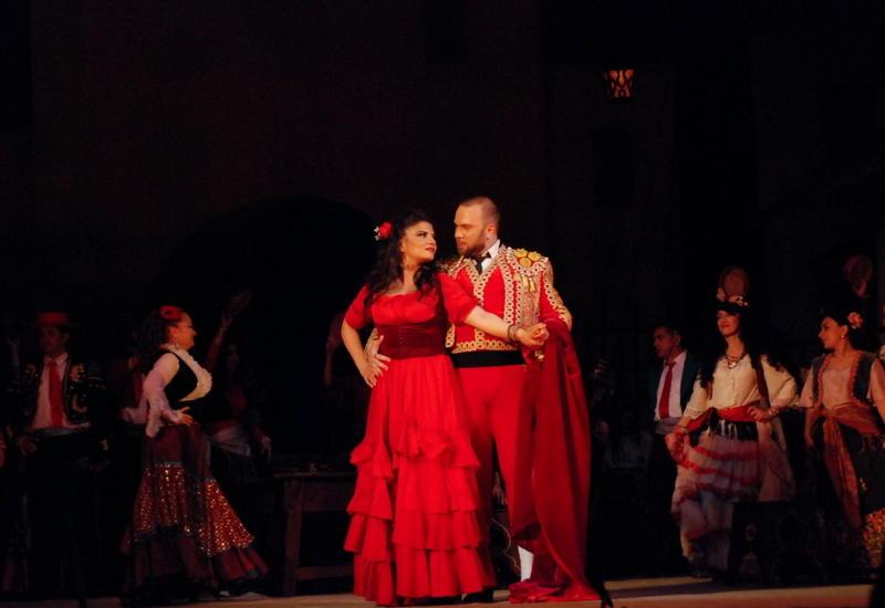 "Страсти по «Кармен» на сцене Театра оперы и балета <span class=""color_red"">- ФОТО</span>"