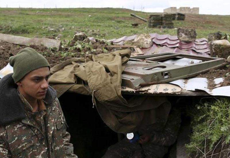 """В армянской армии не хватает даже дождевиков <span class=""""color_red"""">- ФОТО</span>"""