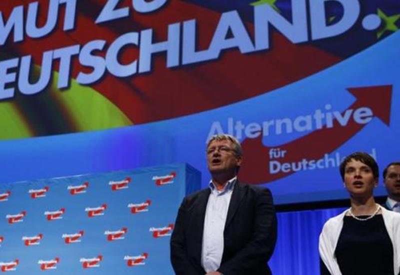 """Одна из сильнейших партий Германии приняла антиисламский манифест <span class=""""color_red"""">- ВИДЕО</span>"""