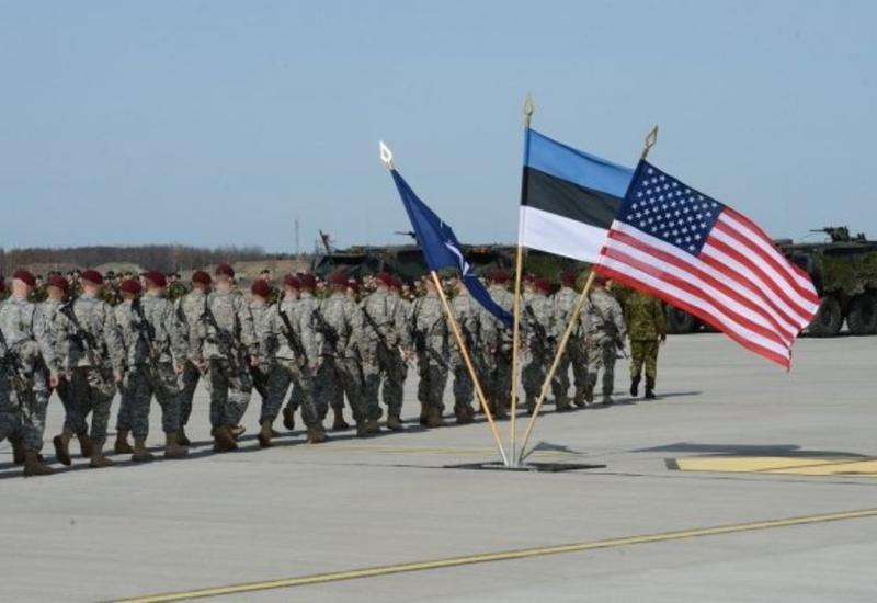 """В Эстонии начинаются крупнейшие учения НАТО <span class=""""color_red"""">- ВИДЕО</span>"""