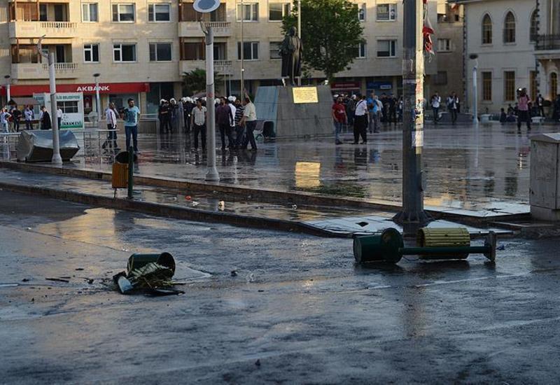 В турецкий Килис упал ракетный снаряд: один погибший, двое раненых