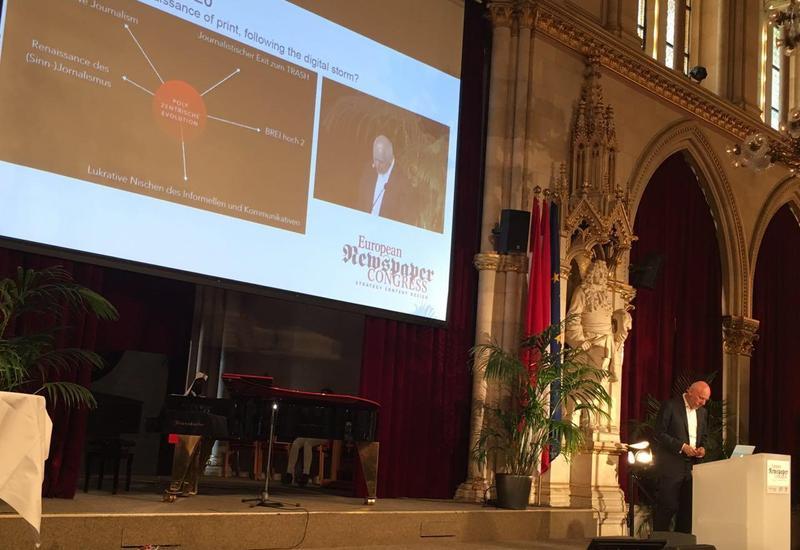 """Европейский эксперт: Будущее СМИ – за качественной подачей информации <span class=""""color_red"""">- ФОТО</span>"""