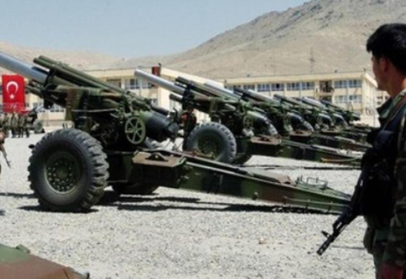 """Турецкая артиллерия уничтожила 50 членов """"ИГ"""""""