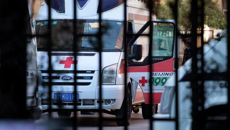 В КНР нафабрике произошли взрывы ипожар, один человек умер