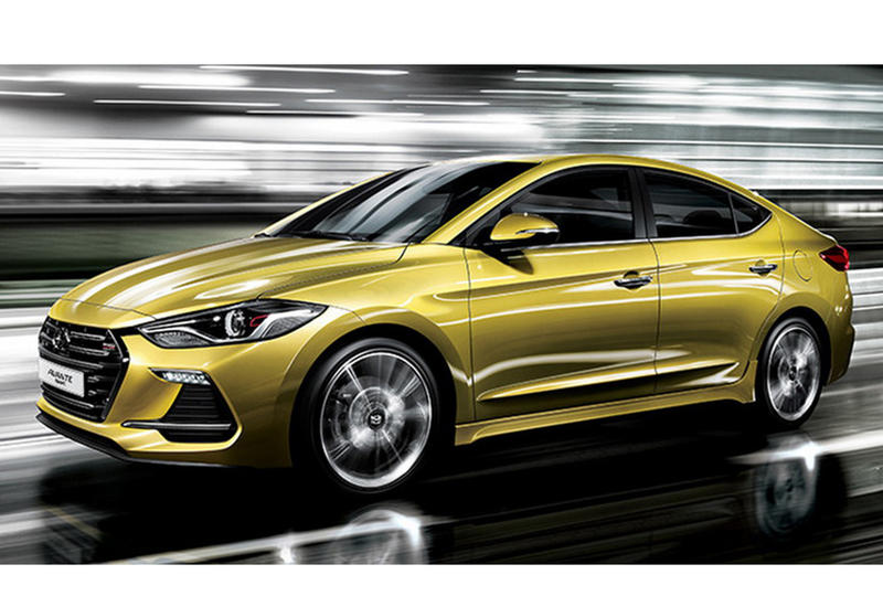 "У седана Hyundai появилась горячая версия <span class=""color_red"">- ФОТО</span>"