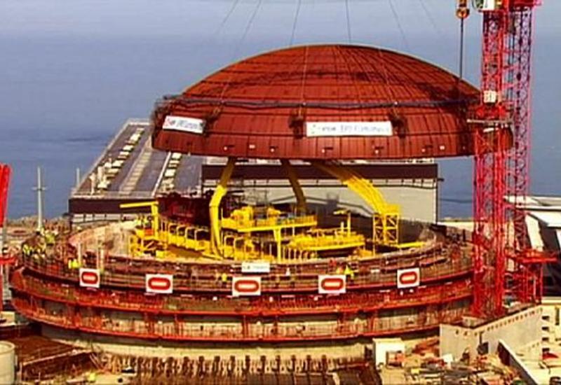 """В ядерном реакторе, строящемся на юге Франции, выявили дефект <span class=""""color_red"""">- ВИДЕО</span>"""